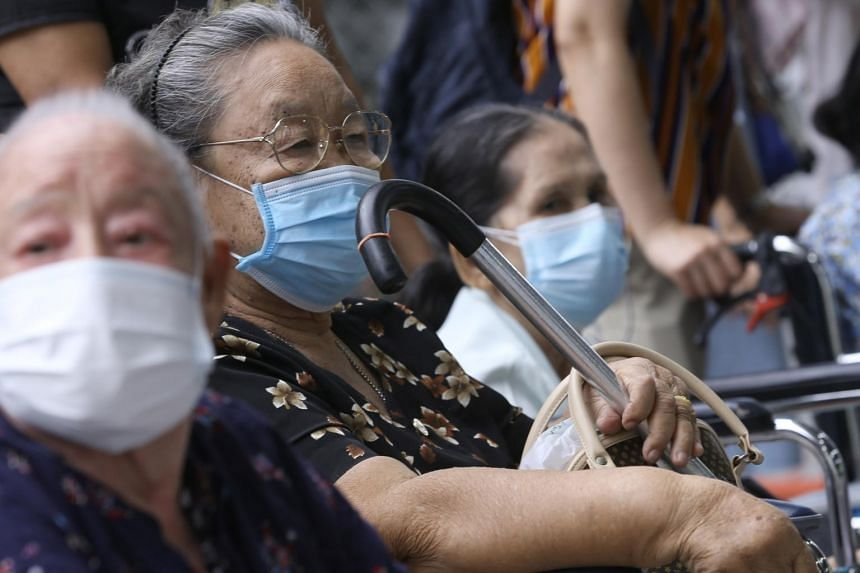 Countries are ramping up Covid-19 vaccination drives to encourage the elderly as the Delta variant surged around the world.