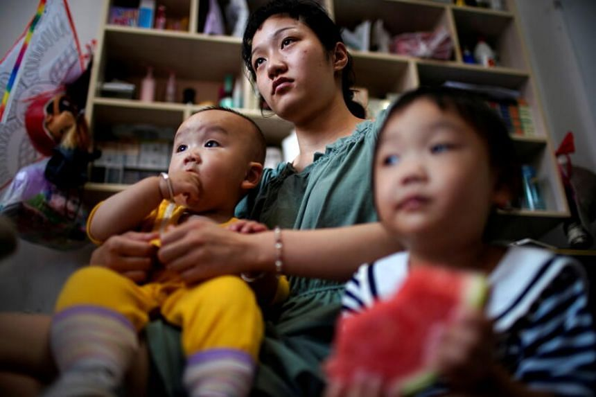 Apart from raising the limit on the number of children couples can have, policymakers should also consider other options to maintain productivity, says the paper.