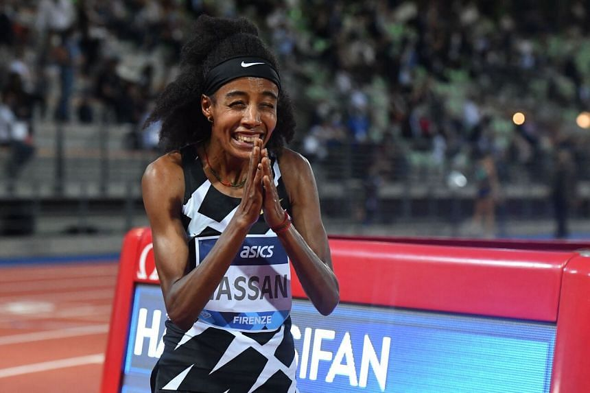 Sifan Hassan has announced an unprecedented bid for triple Olympic gold in the 1500m, 5000m and 10,000m.