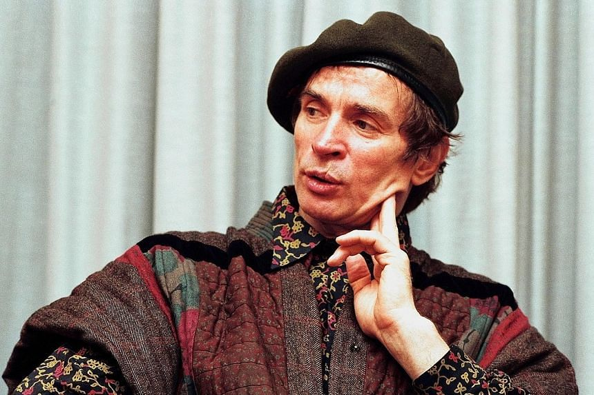 The late Russian dancer Nureye.