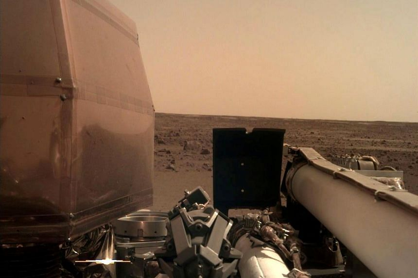 The InSight lander touched down in 2018 to begin the first mission to study the deep interior of Mars.