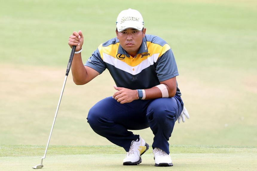 Hideki Matsuyama is Japan's golden hope in the men's golf competition at the Tokyo Olympics.