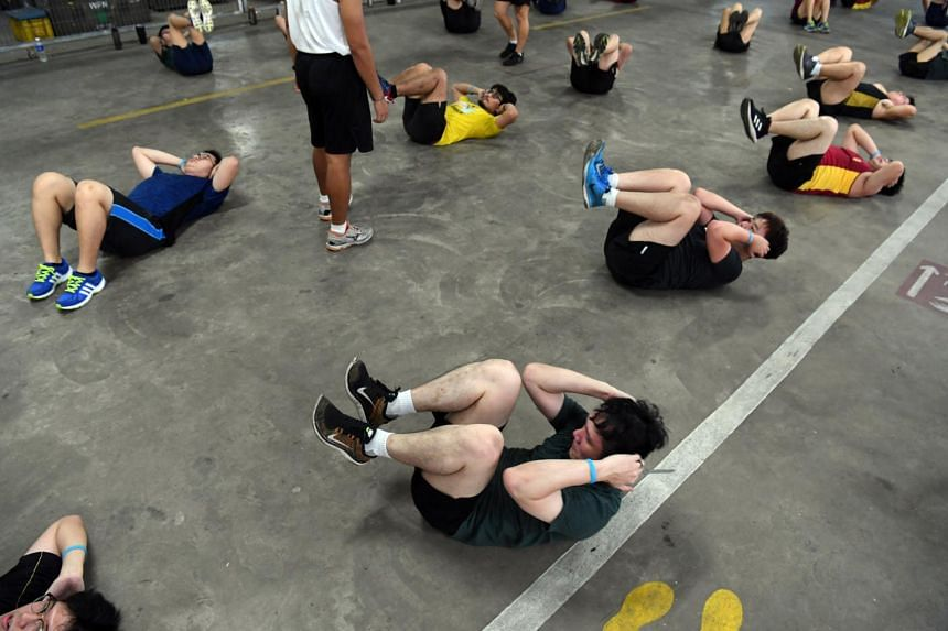 NSmen whose IPPT windows are within the suspension period will be granted a one-time waiver of their annual IPPT requirement, said Mindef.