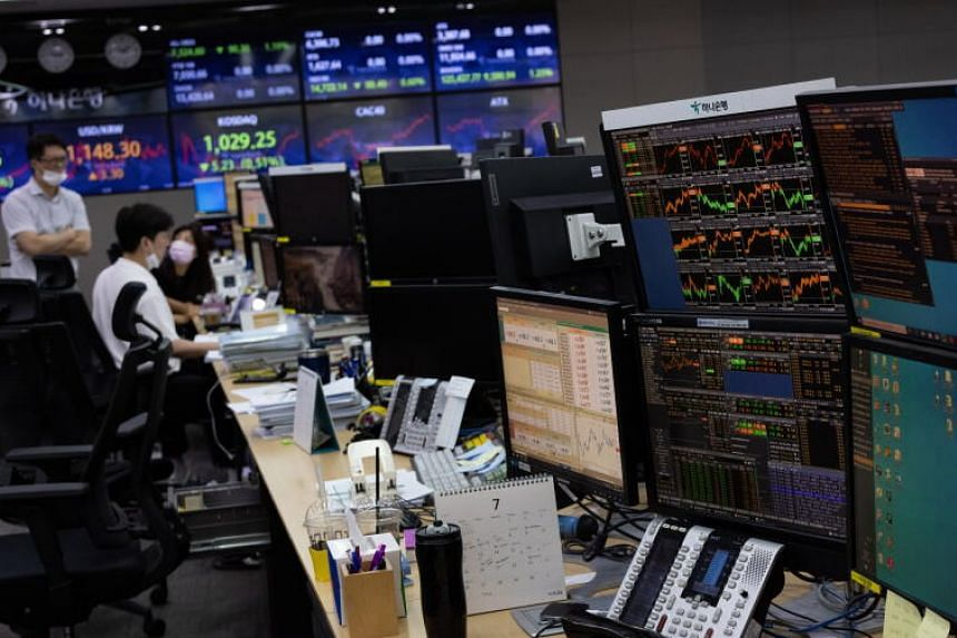 The Malaysian bourse rose 0.7 per cent, South Korea's Kospi added 1.1 per cent, and the Hang Seng gained 1.8 per cent.