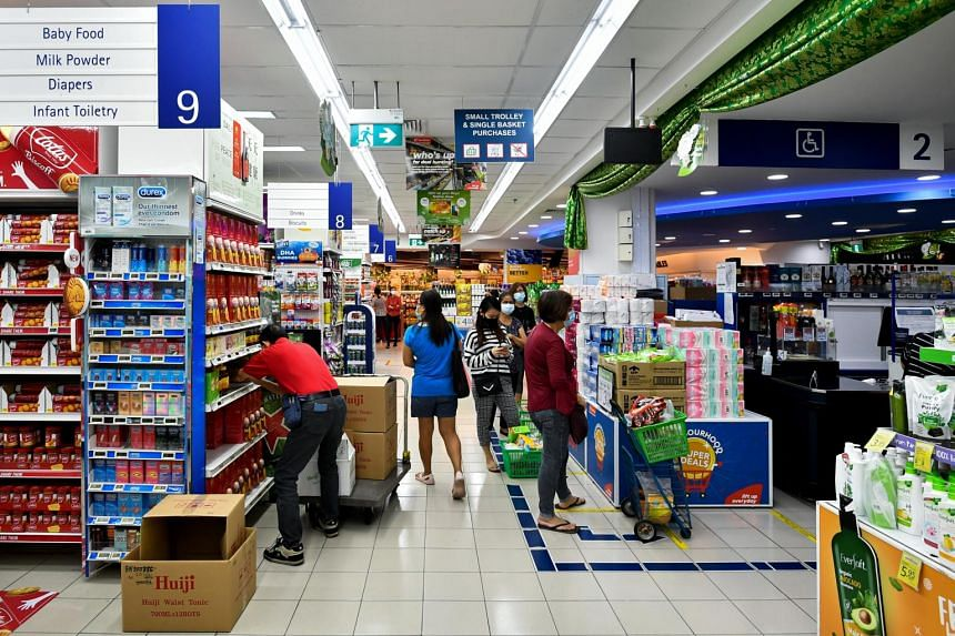 A bigger drop in the price of retail and other goods was broadly offset by the pickup in private transport and accommodation costs.
