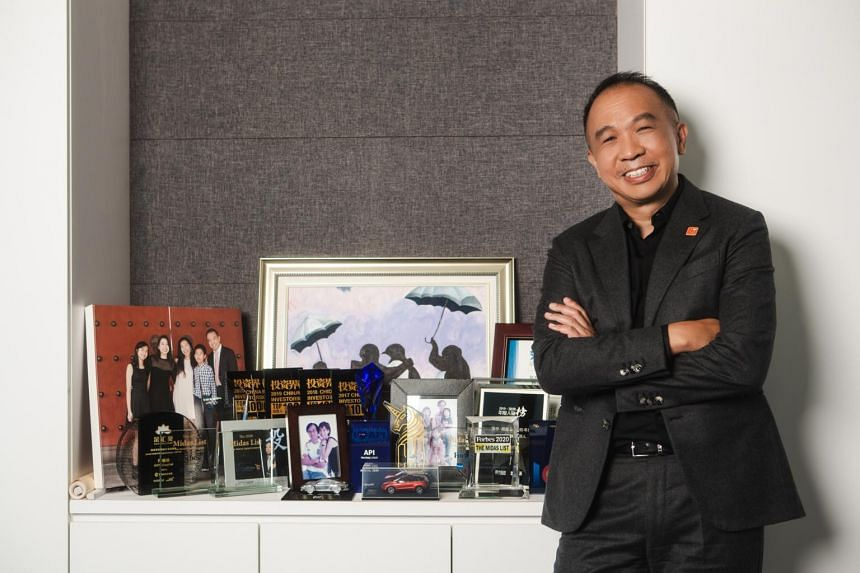 The big investment scores aside, Mr Jixun Foo counts his involvement in some key Chinese strategic mergers and acquisitions as his proudest career moments.