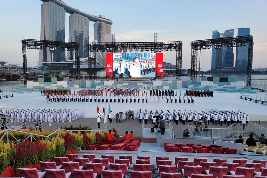 Online sentiment has leaned heavily in favour of the National Day Parade being cancelled altogether.