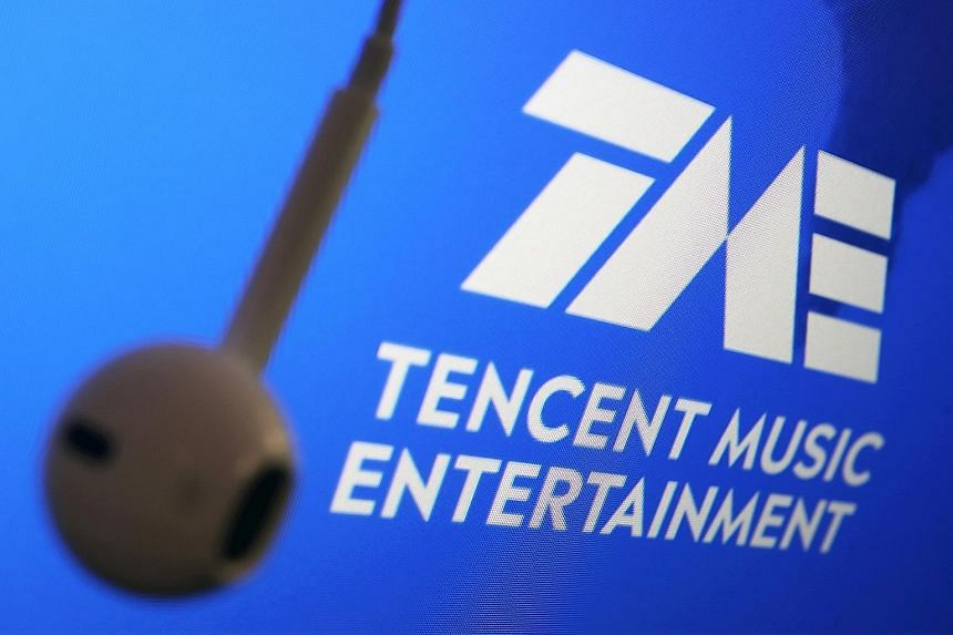 An official investigation found Tencent's 2016 acquisition of China Music Corporation's stakes violated regulations.