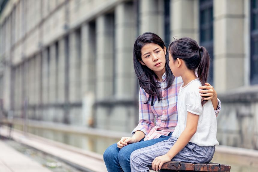 In the days that follow traumatic events, parents should watch for any signs of distress.
