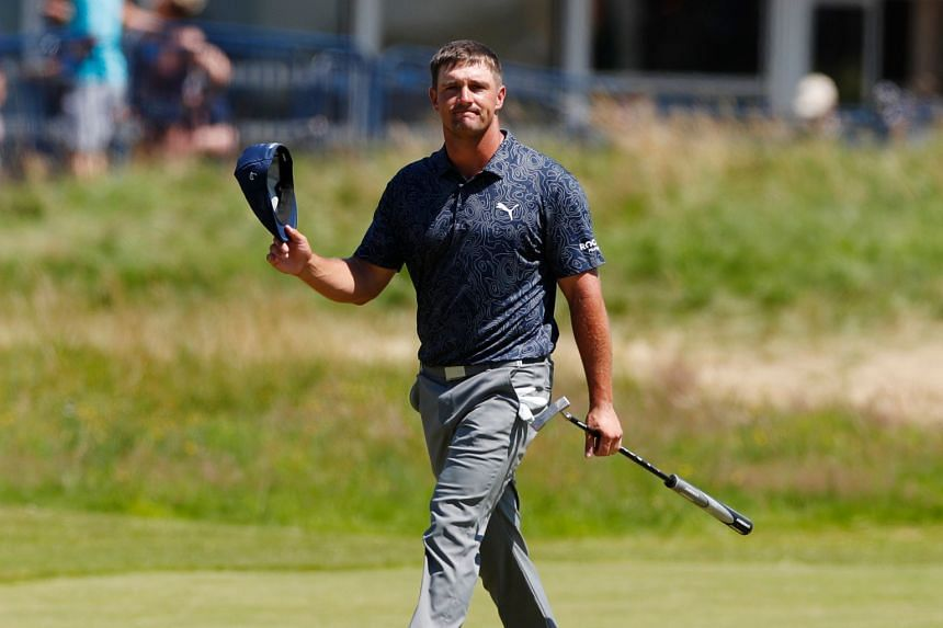 Bryson DeChambeau had been detected as part of the final testing protocol before he left the United States for Japan.