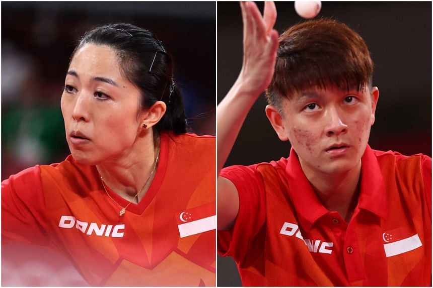 Yu Mengyu moves to the third round of the women's singles while Clarence Chew lost in the men's singles second round.