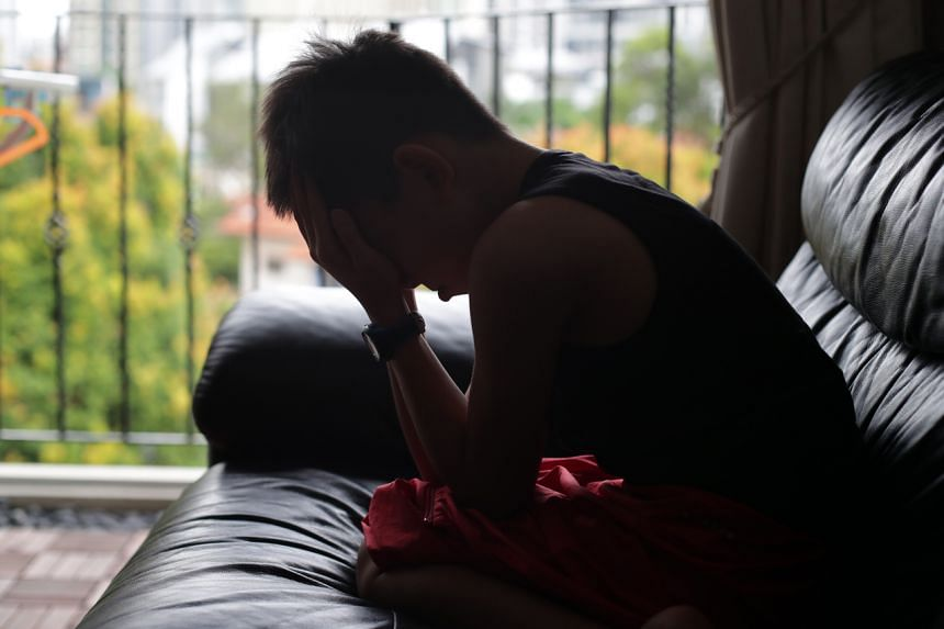 Parents should learn to be aware of signs of stress that their children may display.