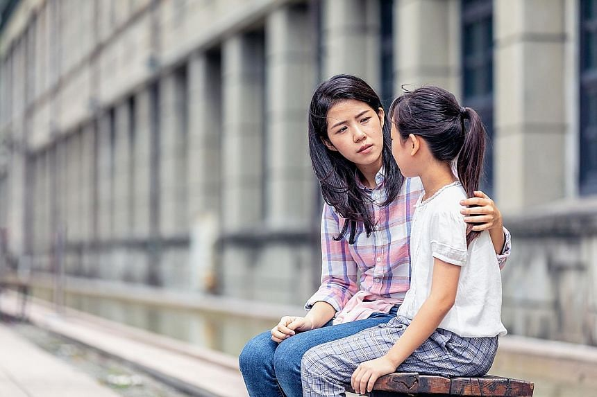 When talking to their children, parents should be non-judgmental and aware that children see the world differently from adults.
