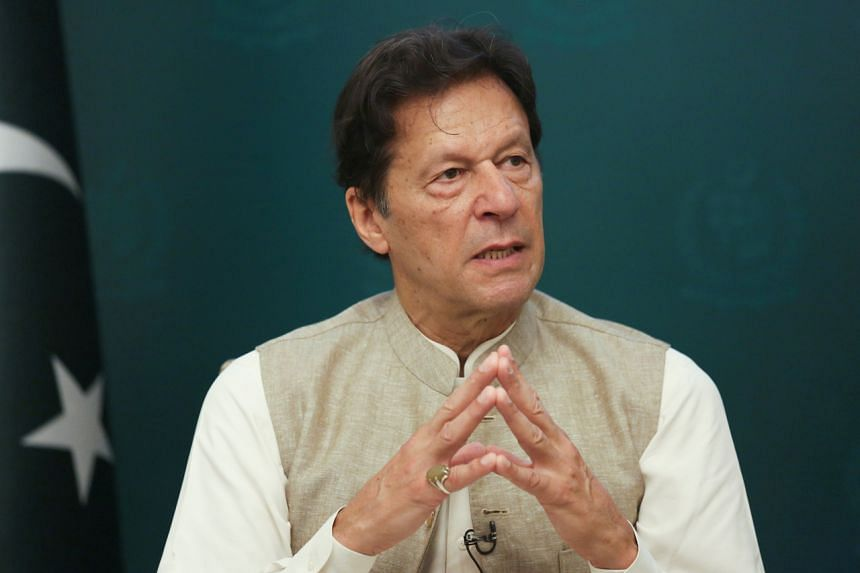 Prime Minister Imran Khan's party is leading with 24 seats out of a total 45.
