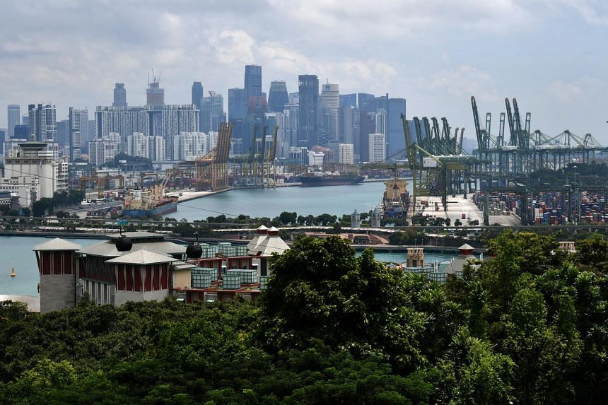 Mr Chan Chun Sing said Singapore cannot rely on its location, natural resources or population size for world relevance.