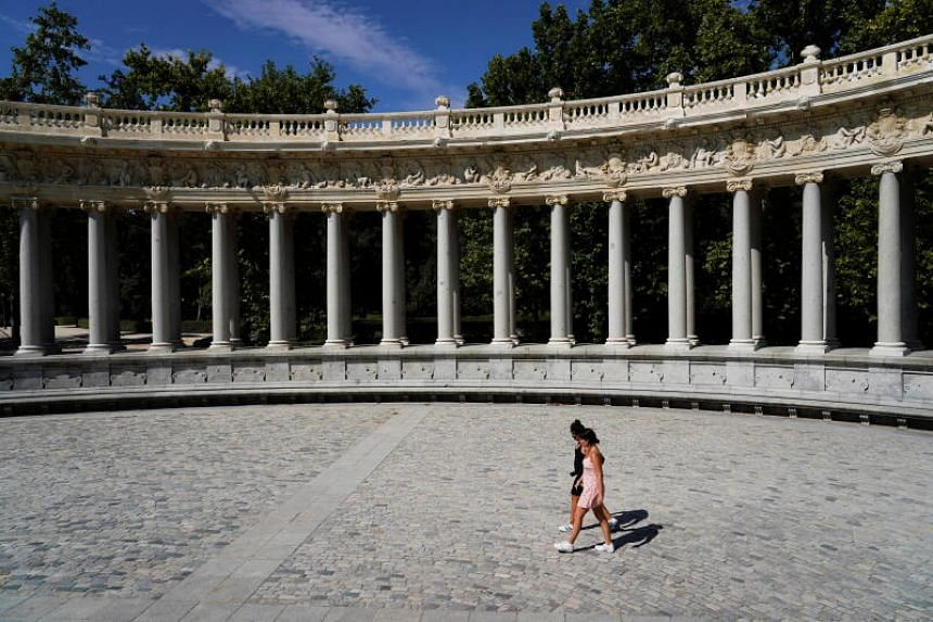 El Retiro was originally a palace and gardens built for the personal use of King Felipe IV in the 17th Century.