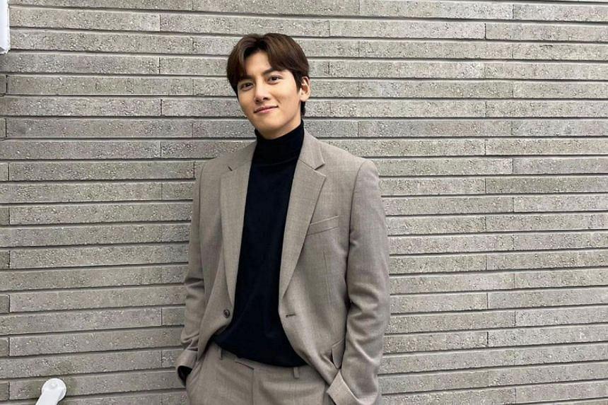 Ji Chang-wook went for a Covid-19 test over the weekend and it came back positive on Monday.