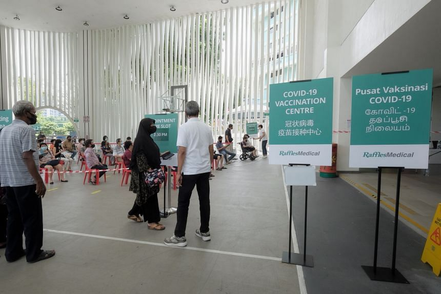 As Covid-19 becomes endemic in Singapore and with most people already vaccinated, many vaccination centres will be decommissioned.