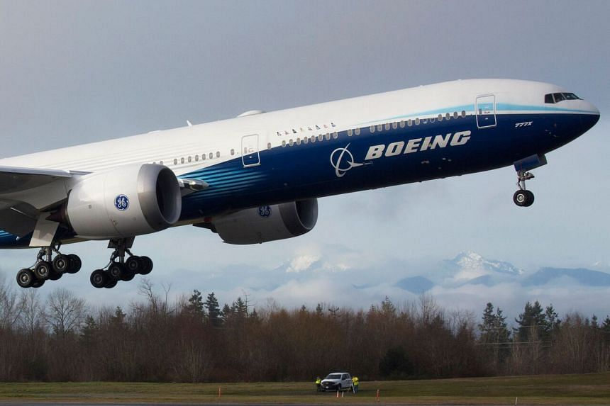 Boeing has said it delivered 157 airplanes in 2020.