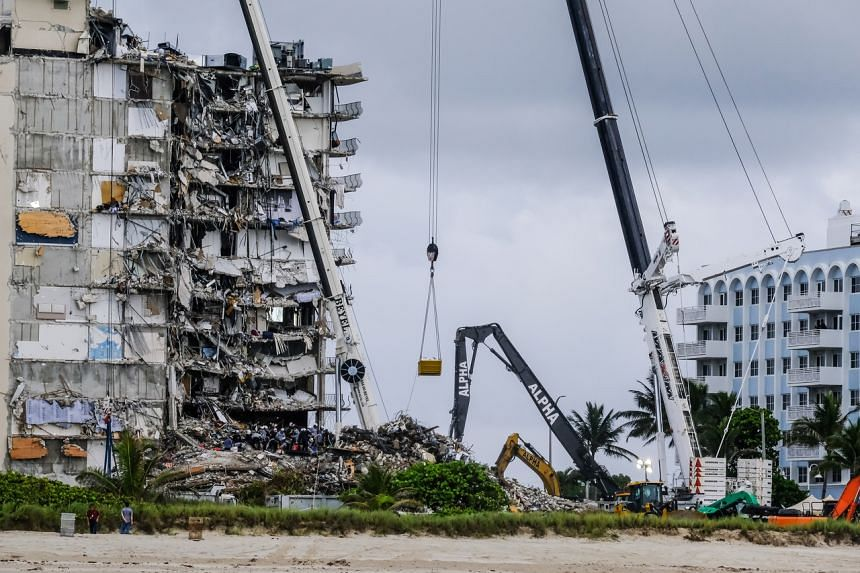 The disaster is now officially one of the deadliest structural building failures in American history.