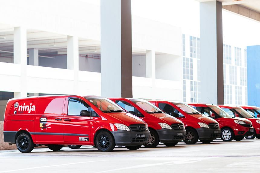 Ninja Van saw its delivery volumes boom in 2020 amid the Covid-19 pandemic, although this also spelled more challenges.