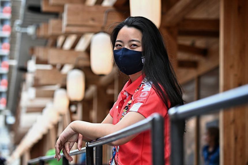 Caroline Chew's historic outing at the Olympics ended in heartbreak as she was eliminated on July 25 after her horse was found bleeding from the mouth.