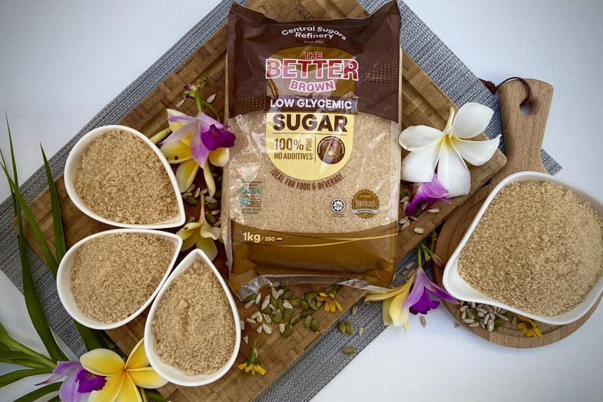 Nutrition Innovation's brown sugar with low glycaemic index, sold under the brand The Better Brown.