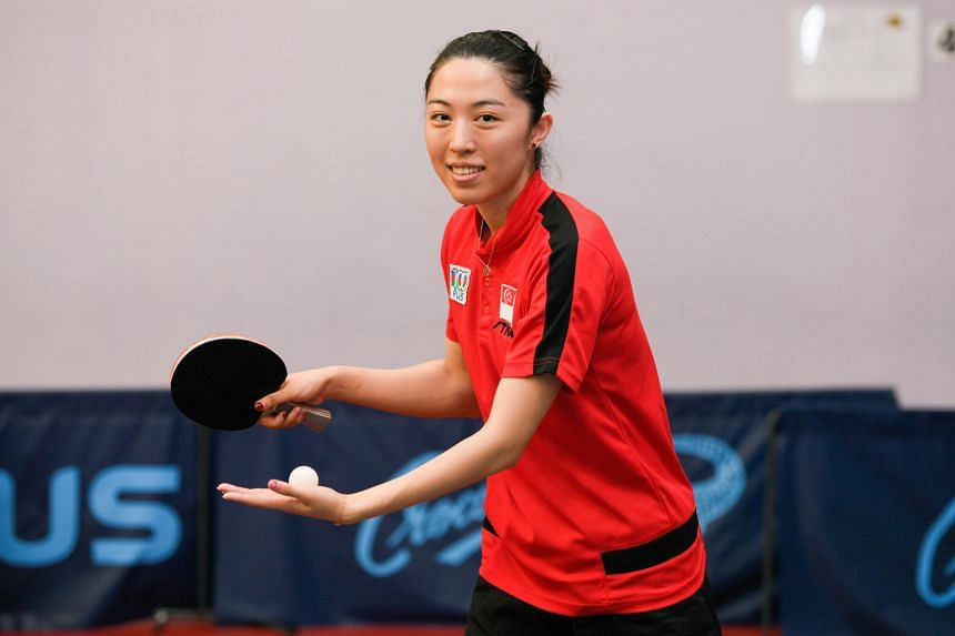 Yu Mengyu is on the brink of securing an Olympic medal in the women's singles competition at Tokyo 2020.