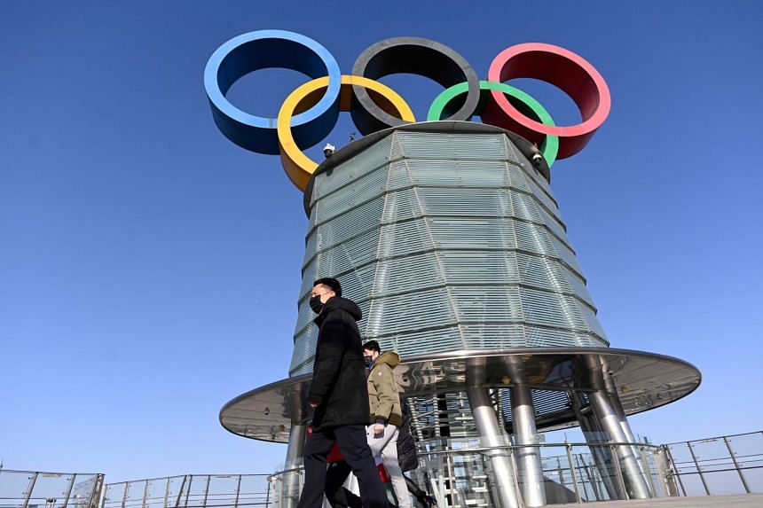 Members of Congress berated representatives from five major US corporations that will sponsor the Winter Games.