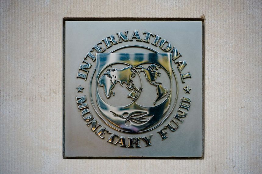 The IMF upgraded its outlook for the US and other wealthy economies but cut estimates for developing countries, due to Covid-19.