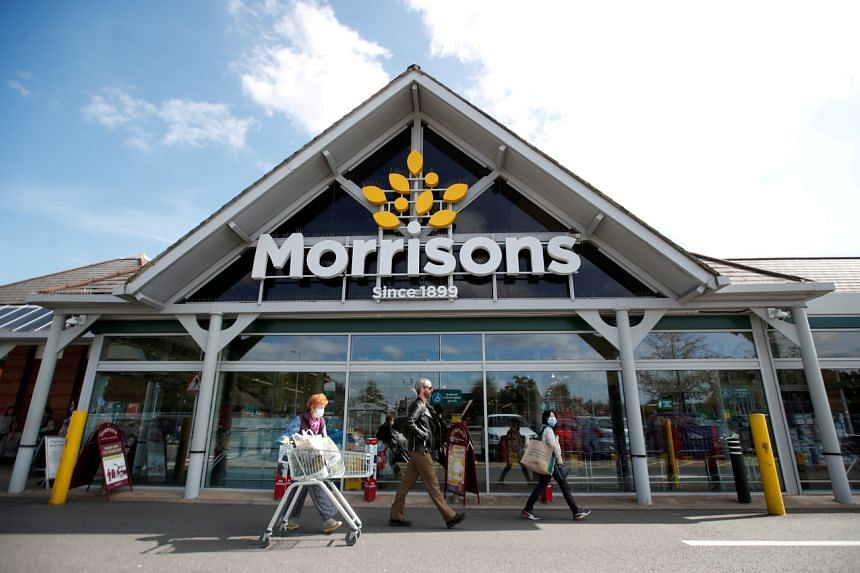 Britain's fourth largest supermarket has agreed to a takeover led by SoftBank-owned Fortress Investment Group.