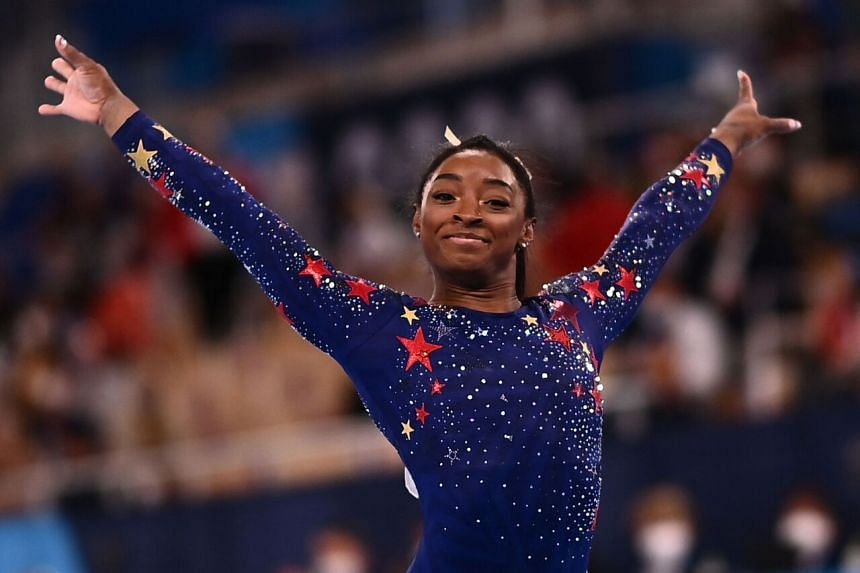Simone Biles' decision to pull out of the all-around comes after her withdrawal early in Tuesday's team final in Tokyo.
