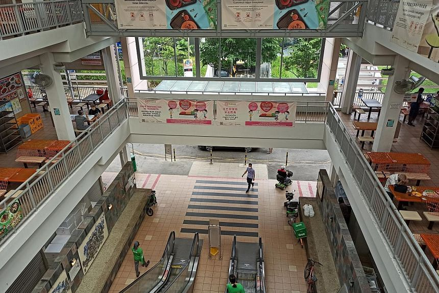 The Health Ministry is extending free Covid-19 testing to those who have visited Taman Jurong Market and Food Centre (above) between July 13 and 27, as part of its ongoing investigation.