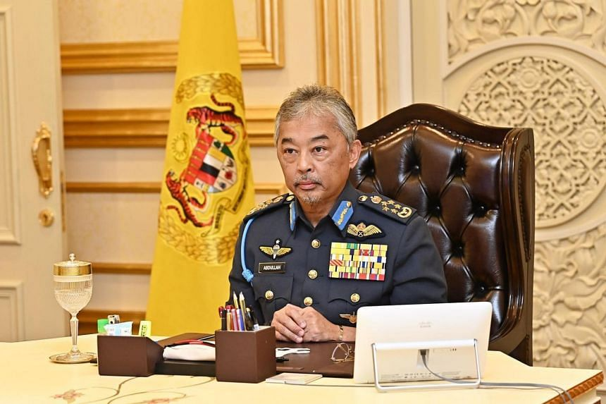 Sultan Abdullah Ahmad Shah said he had consented to the proposal to revoke emergency laws being only presented and debated in Parliament by lawmakers.