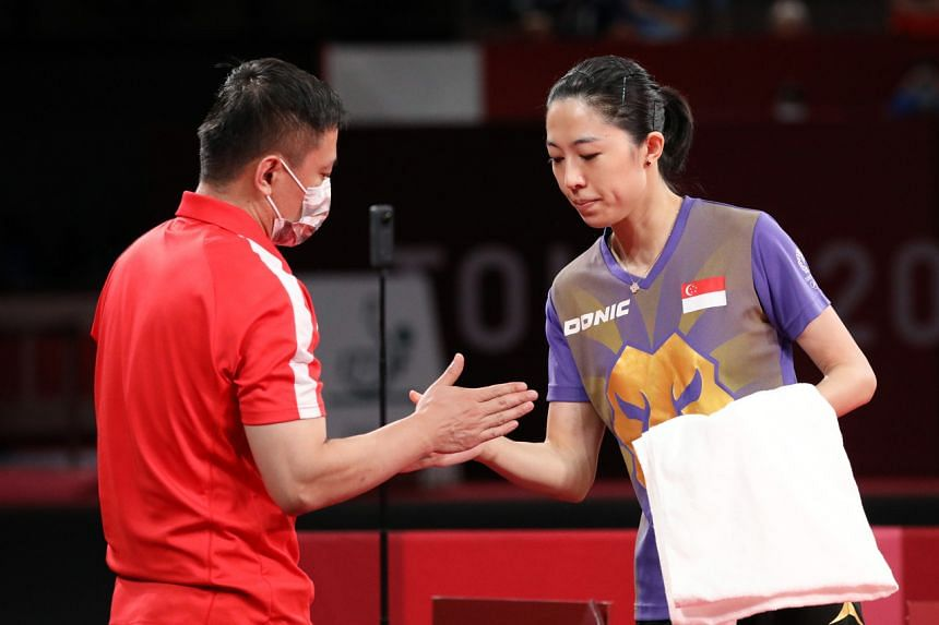 Yu Mengyu was the only player among the semi-finalists not ranked among the world's top four.