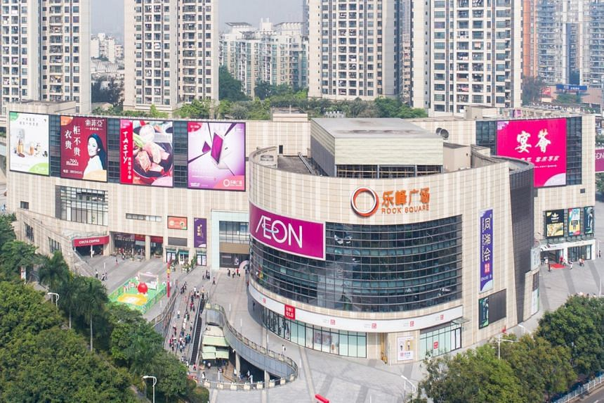 CLCT acquired the remaining 49 per cent interest it did not already own in Rock Square, a Guangzhou mall, in December.