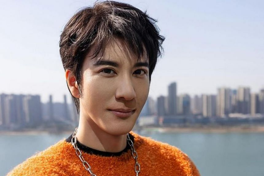 Wang Leehom issued a stern warning against the unauthorised versions, which have proliferated to more than 1,000 websites.