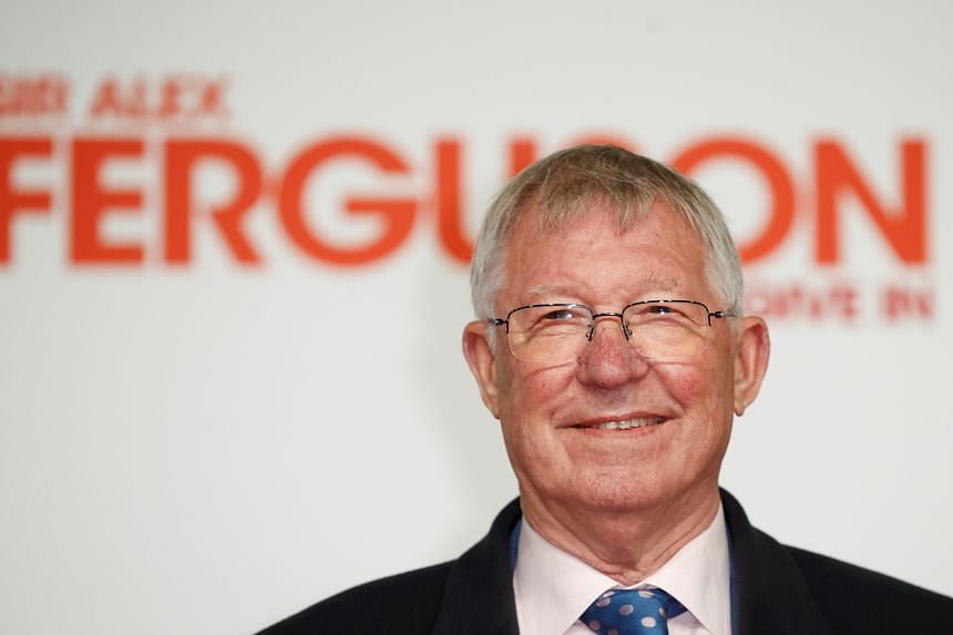 Alex Ferguson guided Aberdeen to three Scottish league titles, four Scottish Cups and the European Cup Winners' Cup.