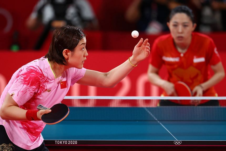 Chen Meng is currently the world No. 1.