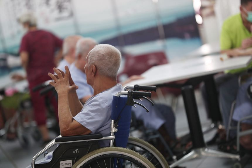 About 180 eldercare facilities are set to implement the regime by July 30.