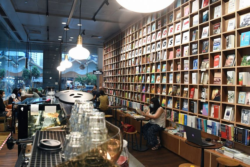 The bookshop cafe will suspend its operations from Aug 1, 2021.