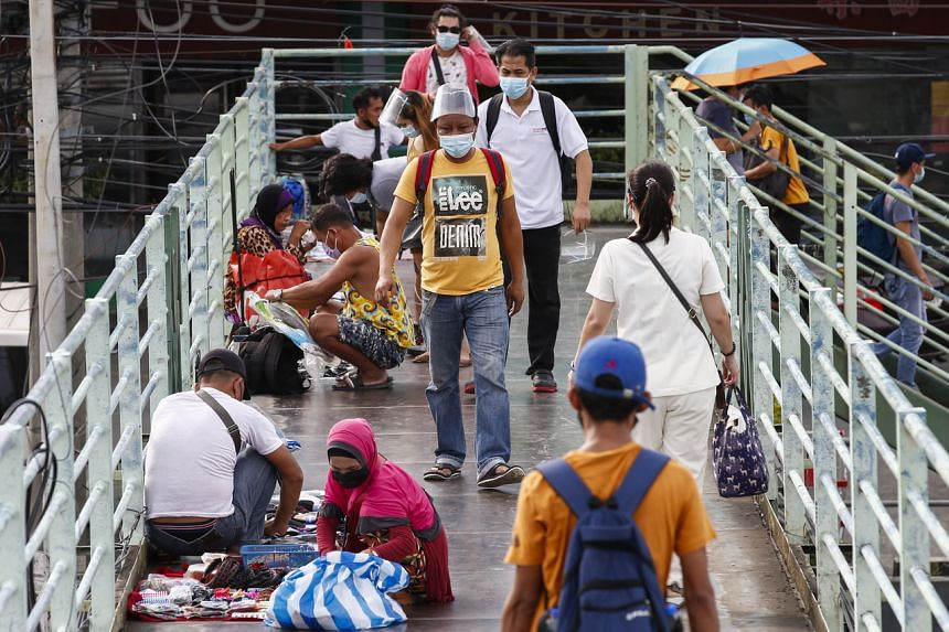 The Manila capital region will be placed under the tightest quarantine curbs from Aug 6 to 20.