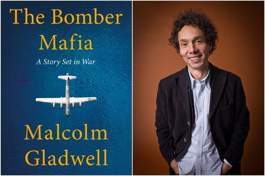 Malcolm Gladwell attempts a deep dive into history with The Bomber Mafia, his seventh non-fiction title.