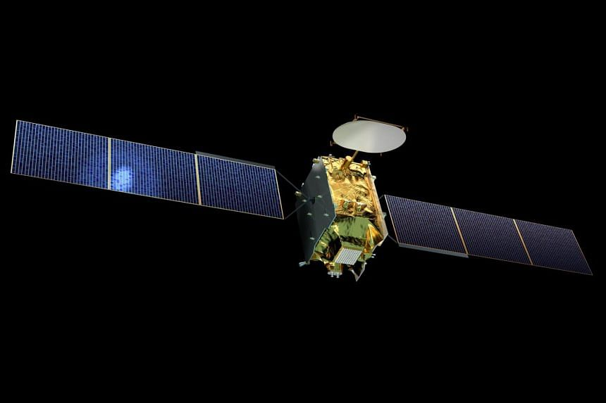 The Eutelsat Quantum is based on tech that allows users to tailor communications to their needs - almost in real time.