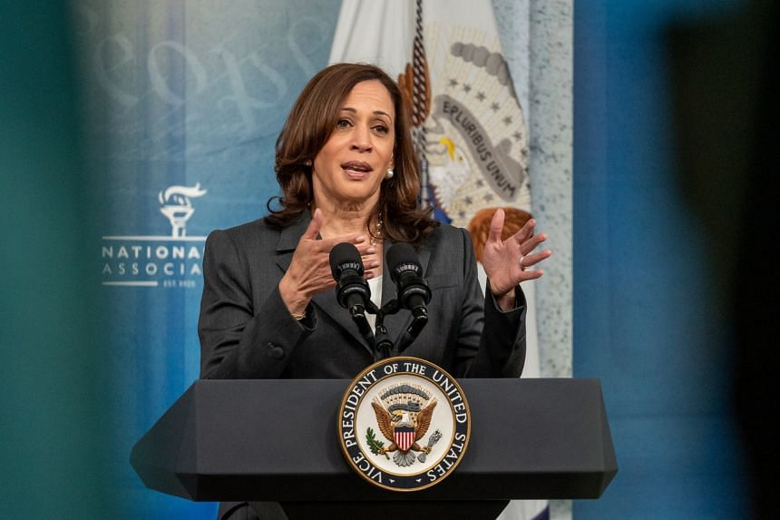 US Vice-President Kamala Harris will engage the leaders of both governments on issues of mutual interest, including regional security and the global response to the Covid-19 pandemic.