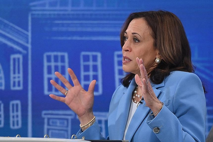 United States Vice-President Kamala Harris will meet Singapore leaders and discuss ways to deepen bilateral cooperation in multiple areas.