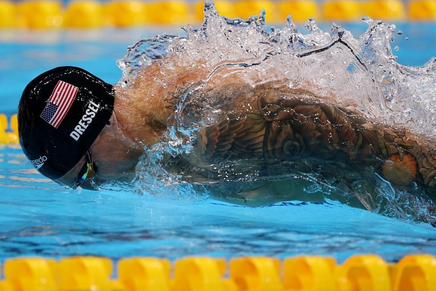 Dressel had owned the previous mark of 49.50sec set at the 2019 world championships.