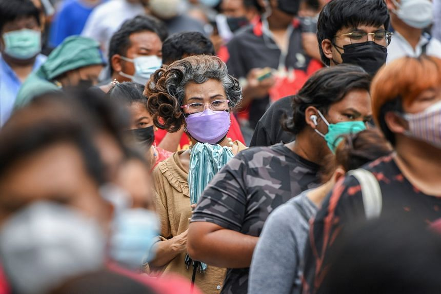 Thailand also reported a daily record of 178 new deaths.
