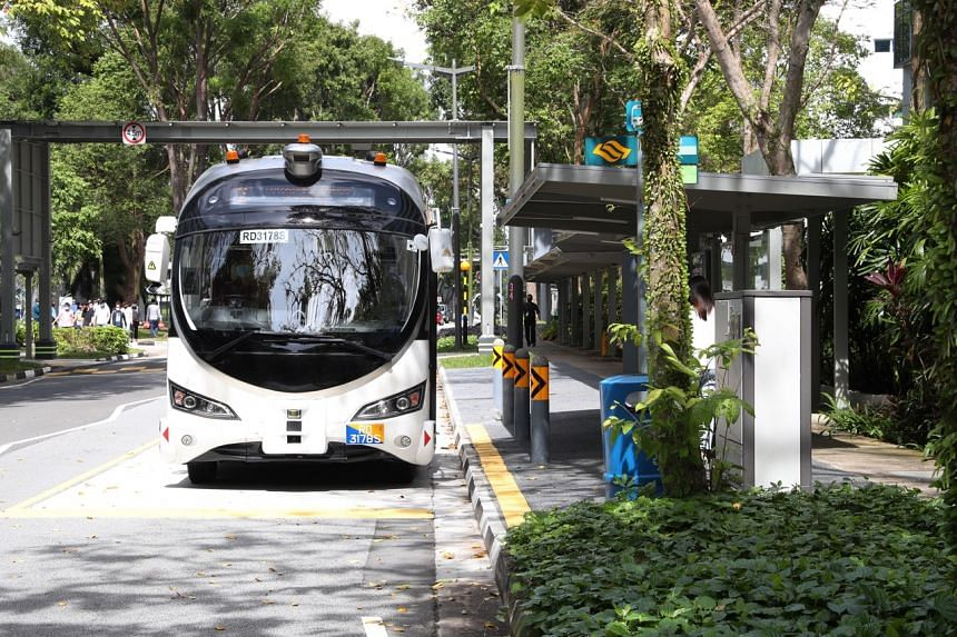 The trial of driverless buses is one result of a new approach to shaping policies and programmes that Singapore hopes will stand it in good stead as the country recovers from Covid-19.
