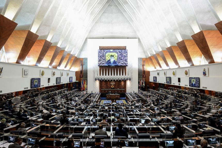 """Malaysia's Parliament convened for the first time this year on July 26 for a """"special"""" five-day sitting."""